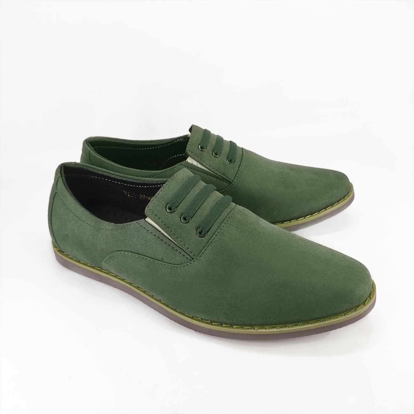 Giày Lười Da Lộn Cao Cấp Peace PO1202