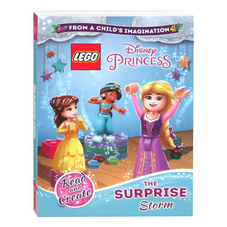 Lego Disney Princess: The Surprise Storm