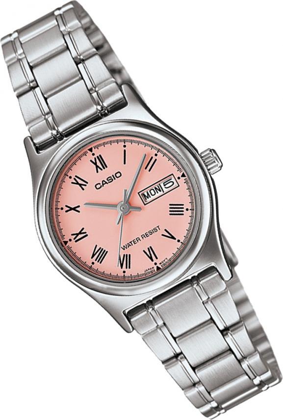 Đồng hồ đeo tay chính hãng Casio LTP-V006D-4BUDF