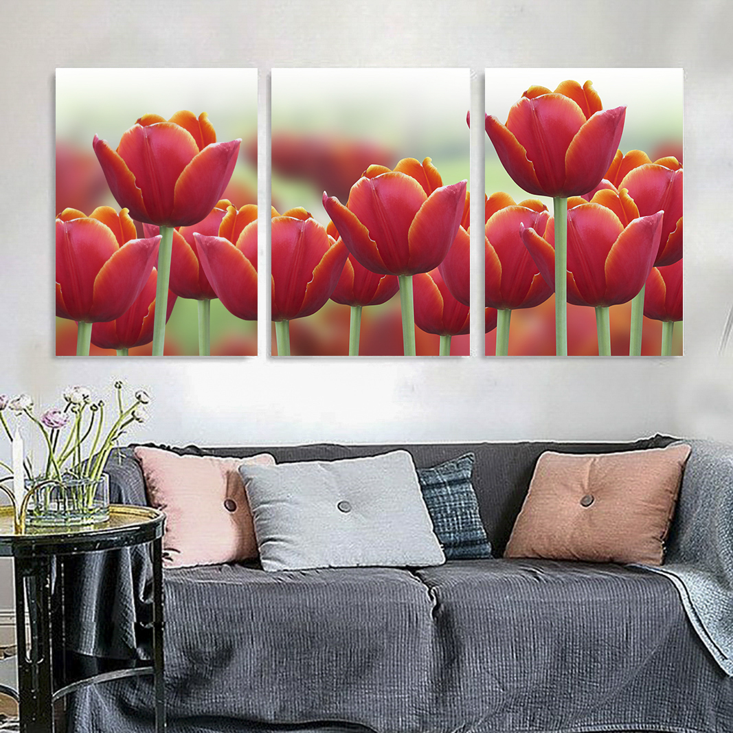 Tranh Treo Tường: Hoa Tulip - DC313
