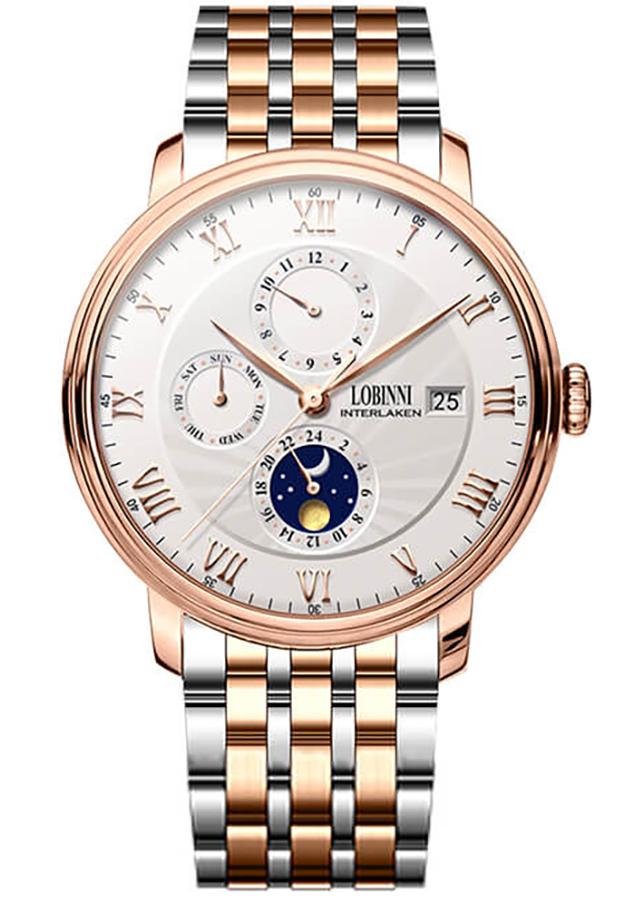 Đồng hồ nam chính hãng LOBINNI L1023-8