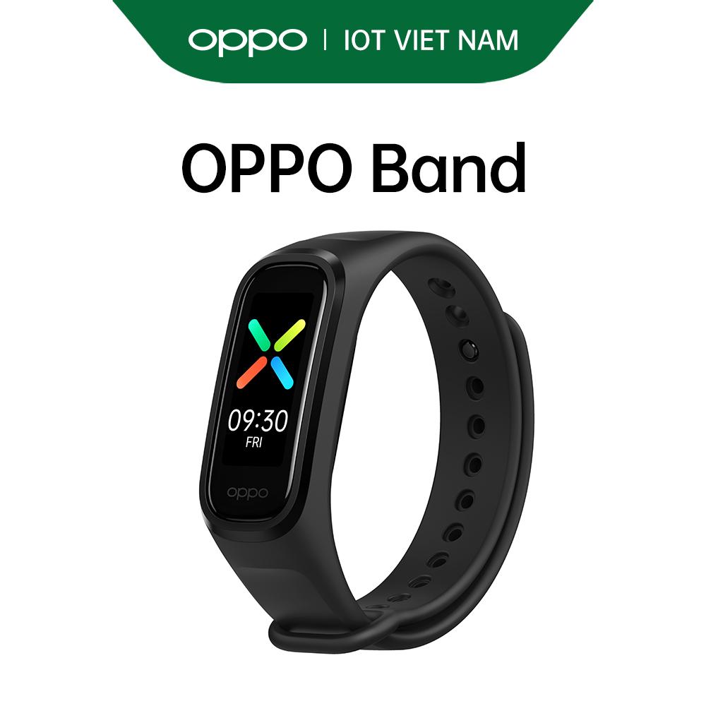 Combo Sản Phẩm OPPO (OPPO Band + Enco W11) - Hàng Chính Hãng