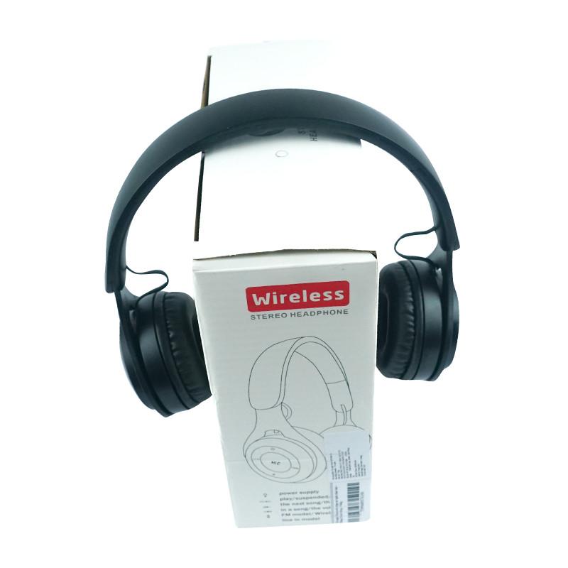 Tai nghe Bluetooth chụp tai Bluetooth giá rẻ PKCBY08 - Hàng Chính Hãng