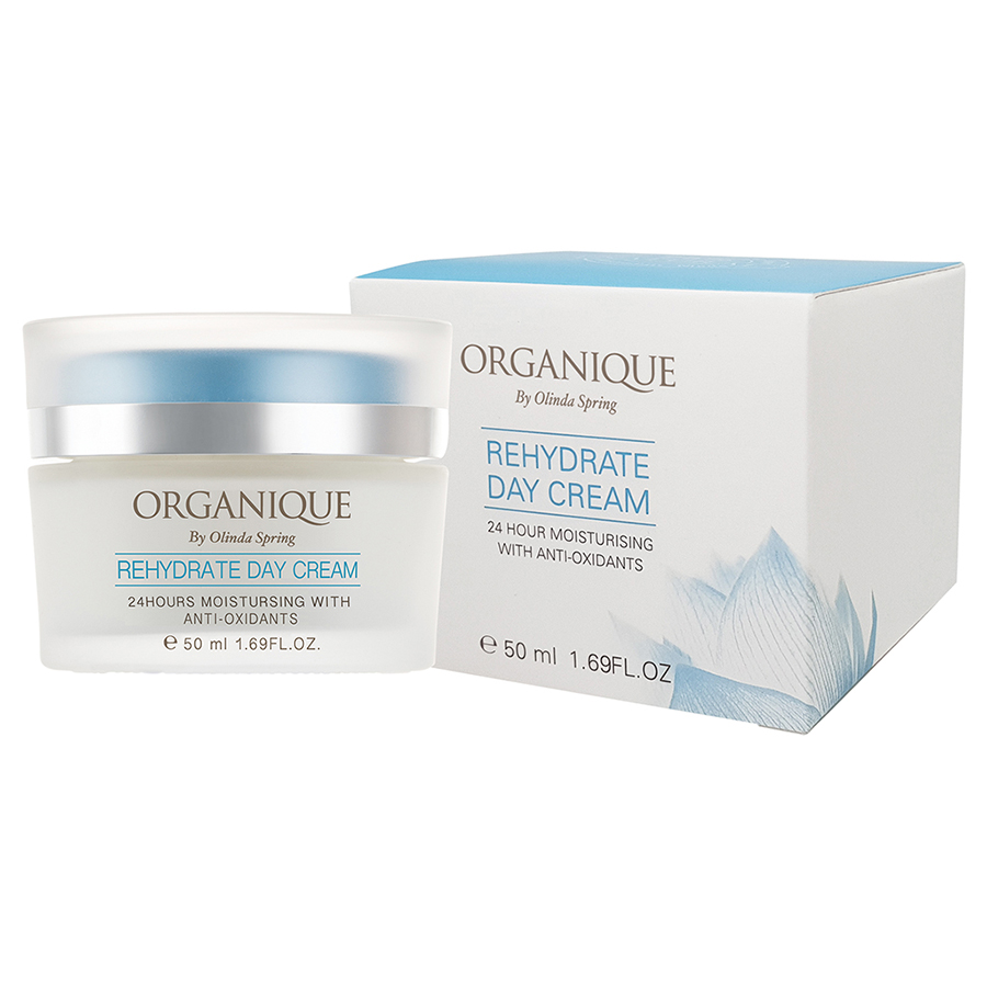 Kem Dưỡng Ẩm Ban Ngày Organique Rehydrate Day Cream SP-OAA-003164 (50ml)