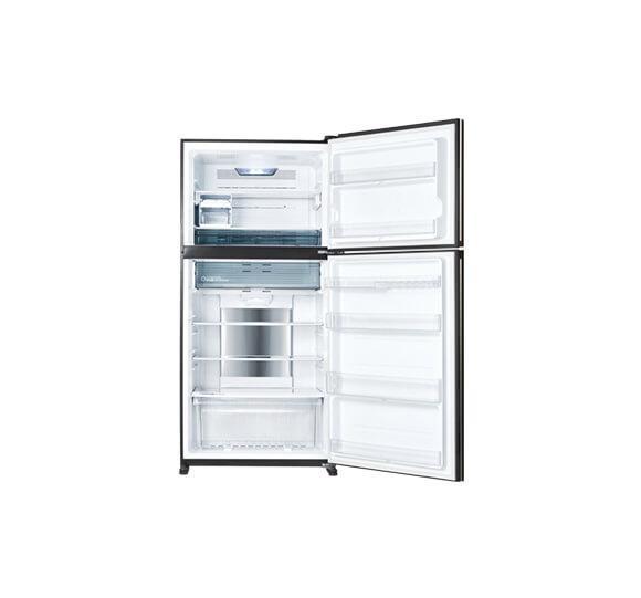 Tủ lạnh Sharp Inverter 560 lít SJ-XP620PG-BK Model 2021 - Hàng chính hãng (chỉ giao HCM)