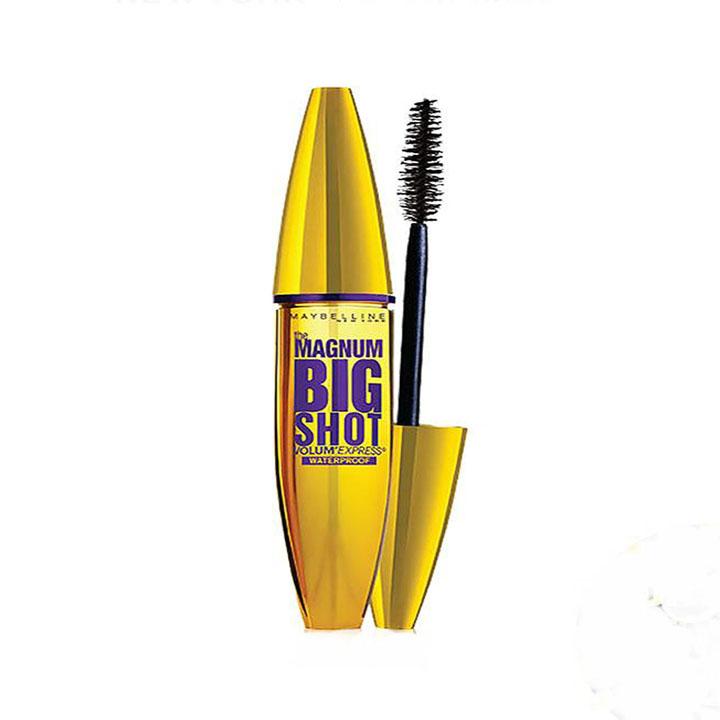 Mascara Maybelline Lam Dày Và Dài Mi Big Shot 10ml