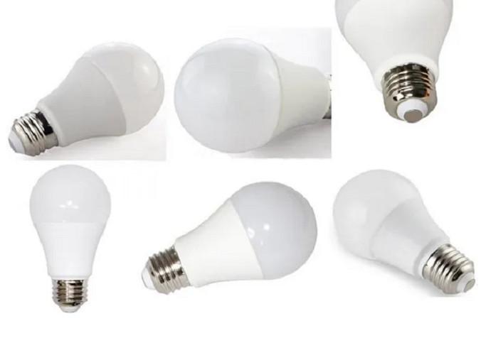 Bộ 5 bóng đèn led búp 15w siêu sáng hàng chính hãng.
