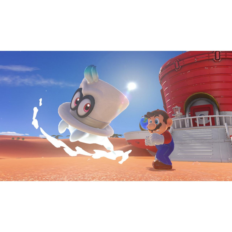 Đĩa Game Nintendo Switch Super Mario Odyssey - Hàng Nhập Khẩu