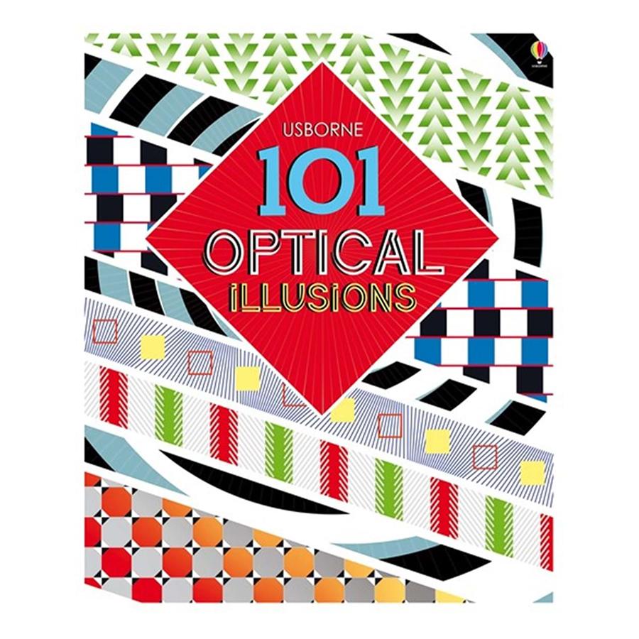 Usborne 101 Optical illusions