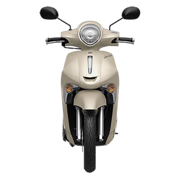 Xe Máy Yamaha Janus Standard 2018 - Trắng Sữa