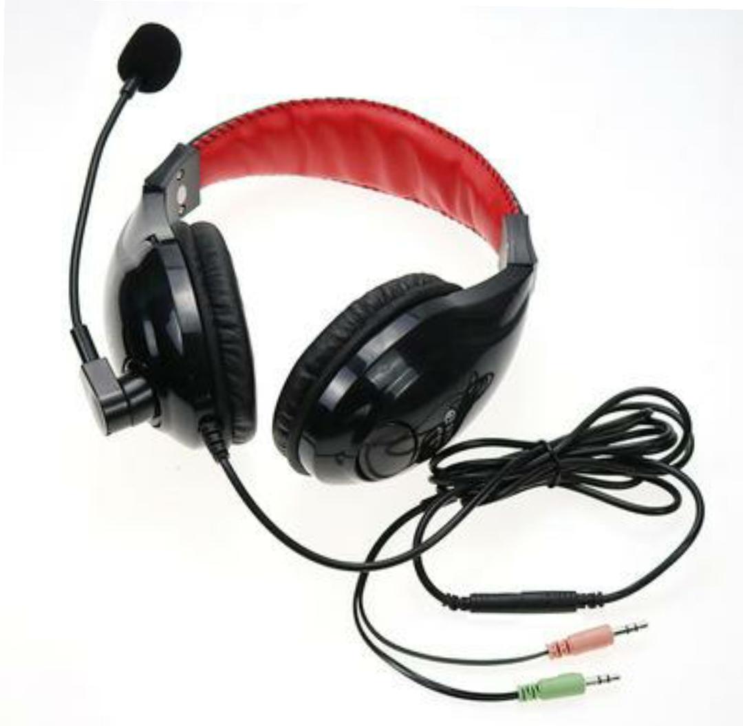 Tai nghe JT813 chụp tai 2 trong 1 dùng tốt cho cả điện thoại và máy tính, Jack 3.5 có mic thoại cực tốt, âm thanh siêu trầm ( Giao màu ngẫu nhiên )