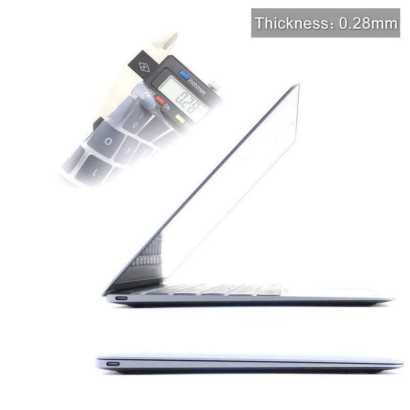 Phủ phím JRC Gradient Grey cho Macbook (đủ dòng)