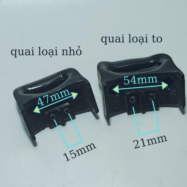 Đôi quai nồi áp suất chịu nhiệt - tặng kèm 4 ốc bắt - Phụ kiện - Kho buôn linh kiện gia dụng