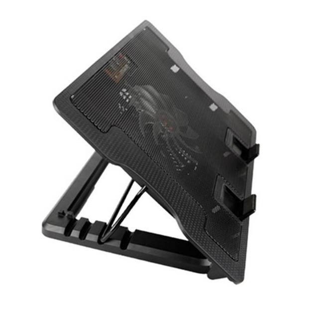 Đế Tản Nhiệt Laptop N88 - 1 Quạt Lớn Giải Nhiệt Cực Nhanh