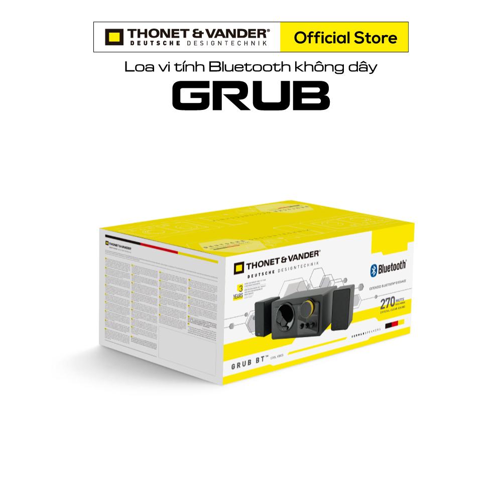 Loa Bluetooth Thonet And Vander GRUB Hàng chính hãng