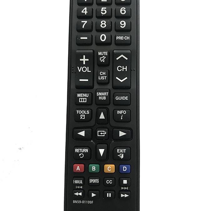 Điều khiển dành cho tivi samsung smart ngắn.