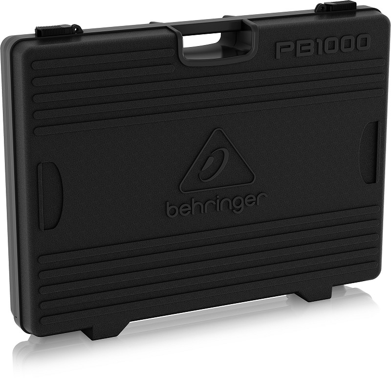 Hộp liên kêt Stompboxer Ghita BEHRINGER PB1000 -Khả năng liên kết 12 Stompboxer tiện lợi -Hàng chính hãng