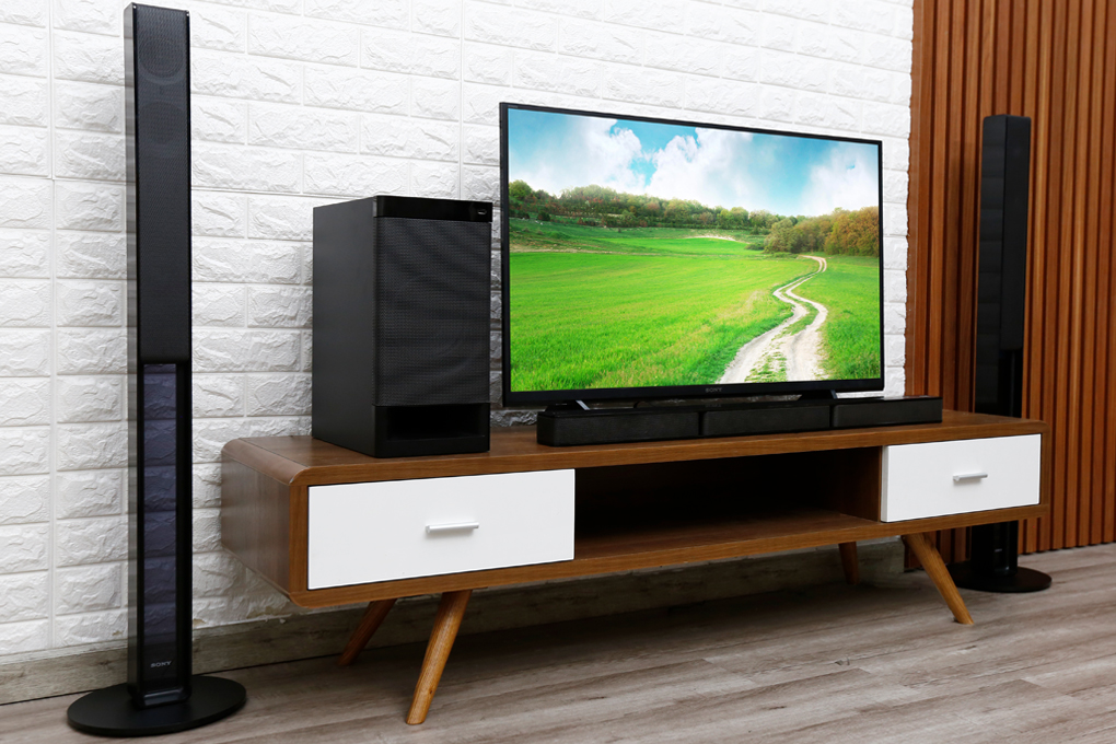 Dàn âm thanh Sony 5.1 HT-RT40 - Hàng Chính Hãng