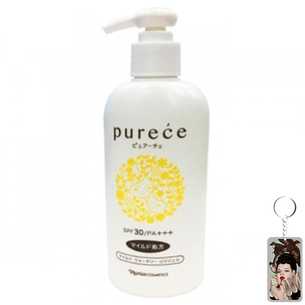 Gel chống nắng cơ thể Naris Purece Body Mild Watery Nhật Bản 180ml