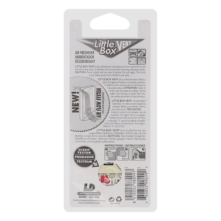 Hộp thơm ghim máy lạnh L&D LITTLE BOX Forest 5ml