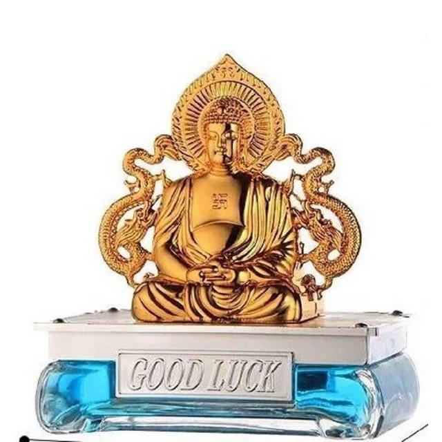 Nước Hoa Trang Trí Xe Hơi Hình Phật