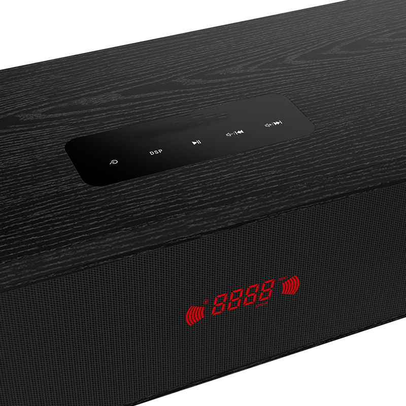 Loa Soundbar 5.1 Bluetooth Hát Karaoke L9 Tặng 2 Micro Không Dây AZONE - Hàng Nhập Khẩu