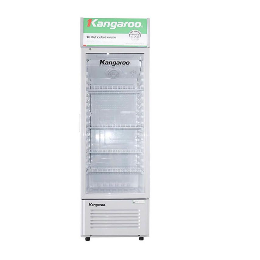 Tủ Mát Kháng Khuẩn Cánh Kính Kangaroo Nano KG359AT (359L) - Hàng Chính Hãng