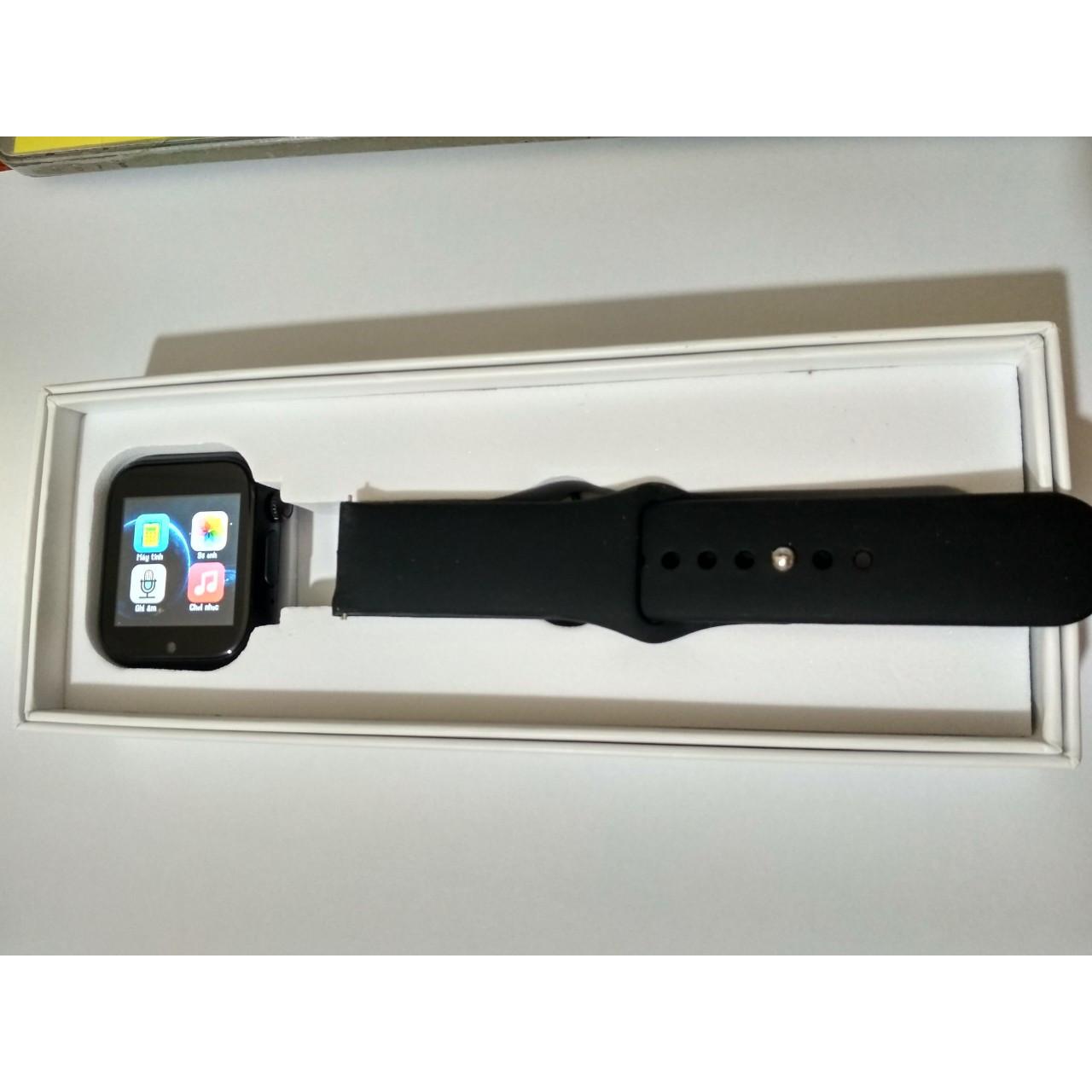 Đồng hồ lâp sim thông minh z6 ( mầu đen)