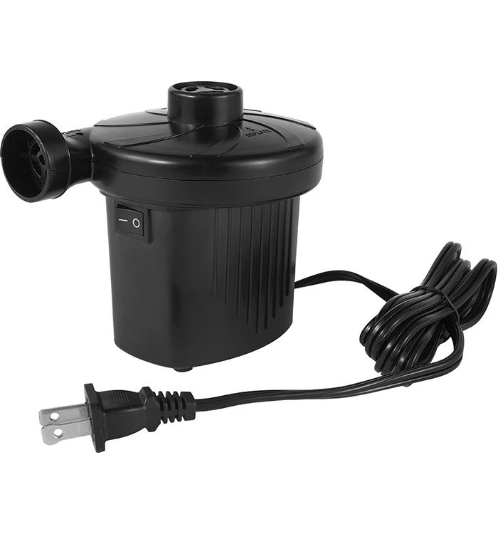 Máy bơm điện 2 chiều - Bơm khí cho ghế, đệm hơi và bể bơi