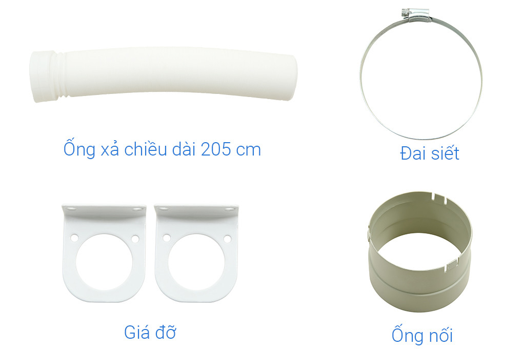 Máy sấy Aqua 7.0kg AQH-V700FW - Hàng chính hãng (chỉ giao HCM)