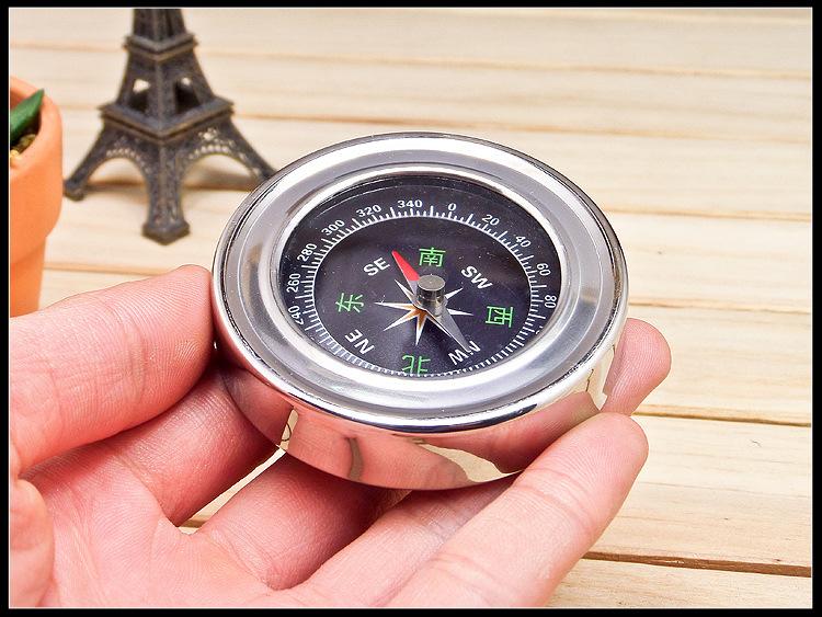 Ống nhòm BAIGISH hai mắt 8X30 - Hàng nhập khẩu - tặng kèm 1 la ban chỉ phương hướng vỏ bằng thép không gỉ