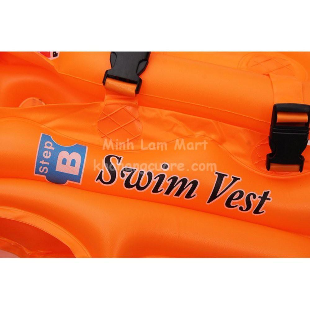 Áo phao tập bơi cho bé (Size S)