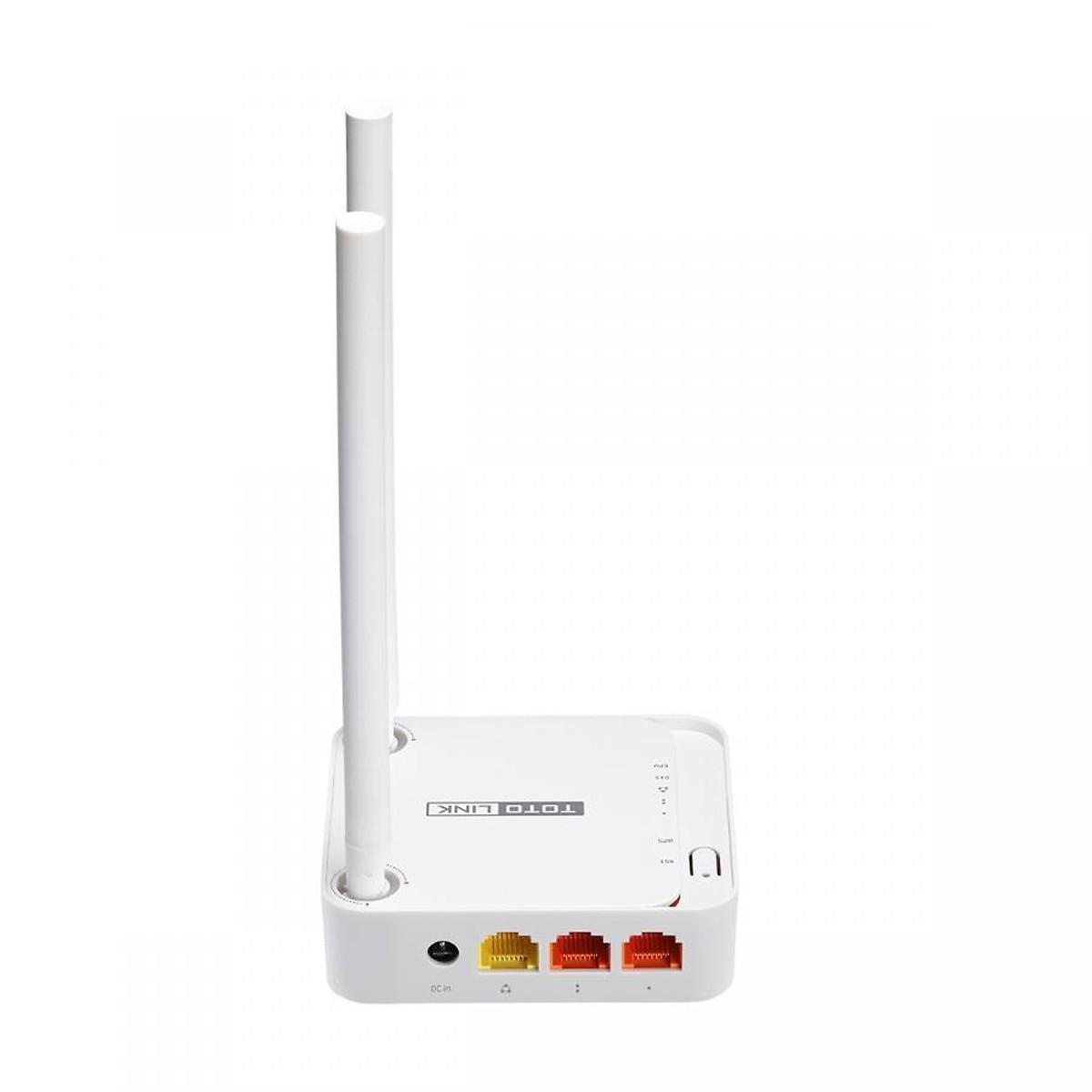 Thiết bị định tuyến mạng không dây TOTOLINK N200RE-V3- Hàng Chính Hãng