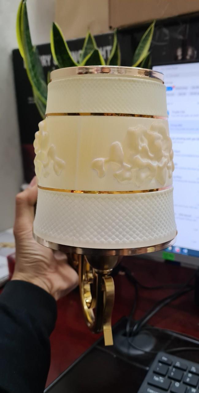 Đèn gắn tường J079 , đèn cầu thang, lan can, phòng ngủ[ Tặng kèm bóng LED]