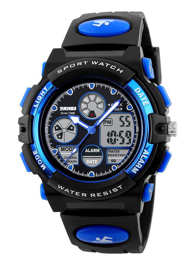 Đồng hồ thể thao nữ dây nhựa dẻo cao cấp Skmei 11TCK63