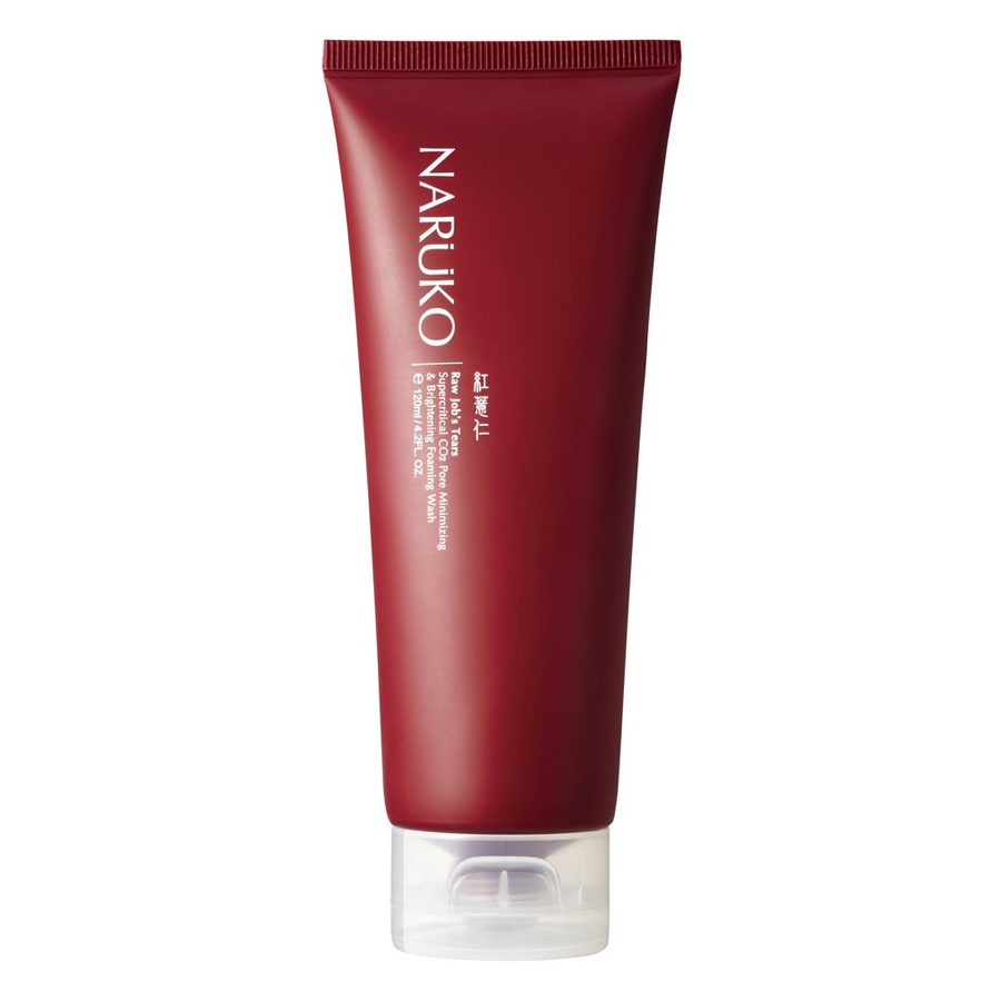 Naruko Ý Dĩ Nhân Đỏ - Sữa Rửa Mặt BọtRJT Pore Minimizing & Brightening Foaming Wash (120ml)