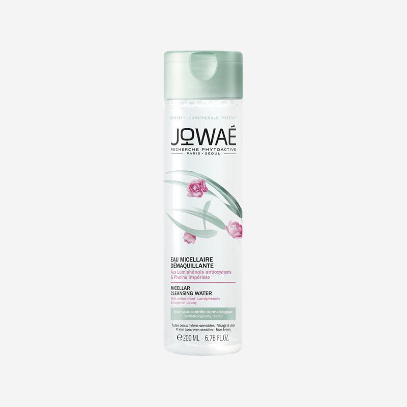 Nước tẩy trang Jowae Micellar Cleansing Water 200ml - Nước tẩy trang cho da mụn và mọi loại da