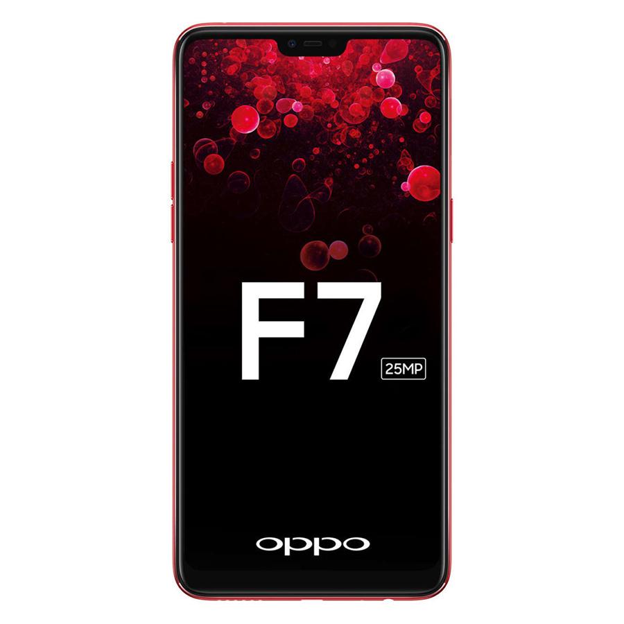 Điện Thoại OPPO F7 (128GB/6GB) - Hàng Chính Hãng