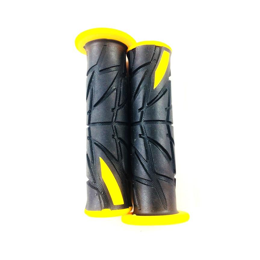 Bộ bao tay Spider Gel dành cho xe máy ( màu vàng )