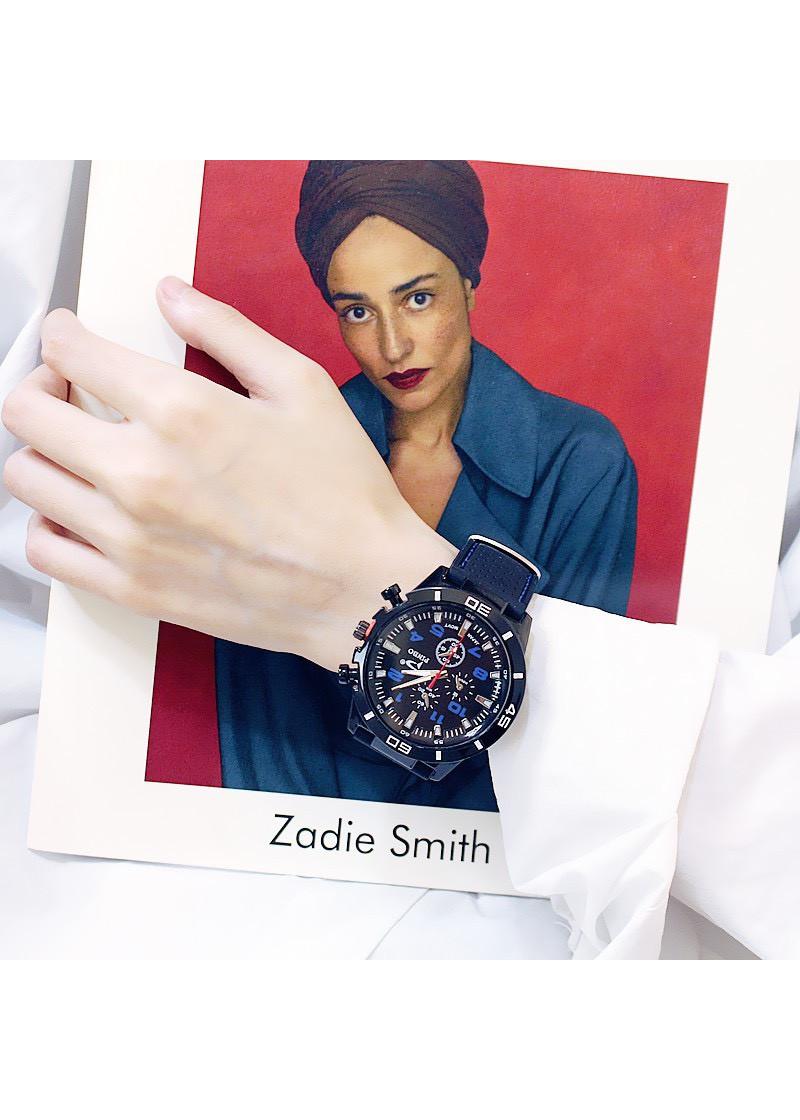 Đồng hồ nam nữ thể thao thời trang dây cao su mềm đẹp cao cấp DH82