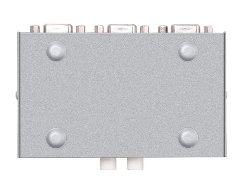 Bộ Chia VGA 2 vào 1 ra DTECH (DT-7032) - Hàng Chính Hãng