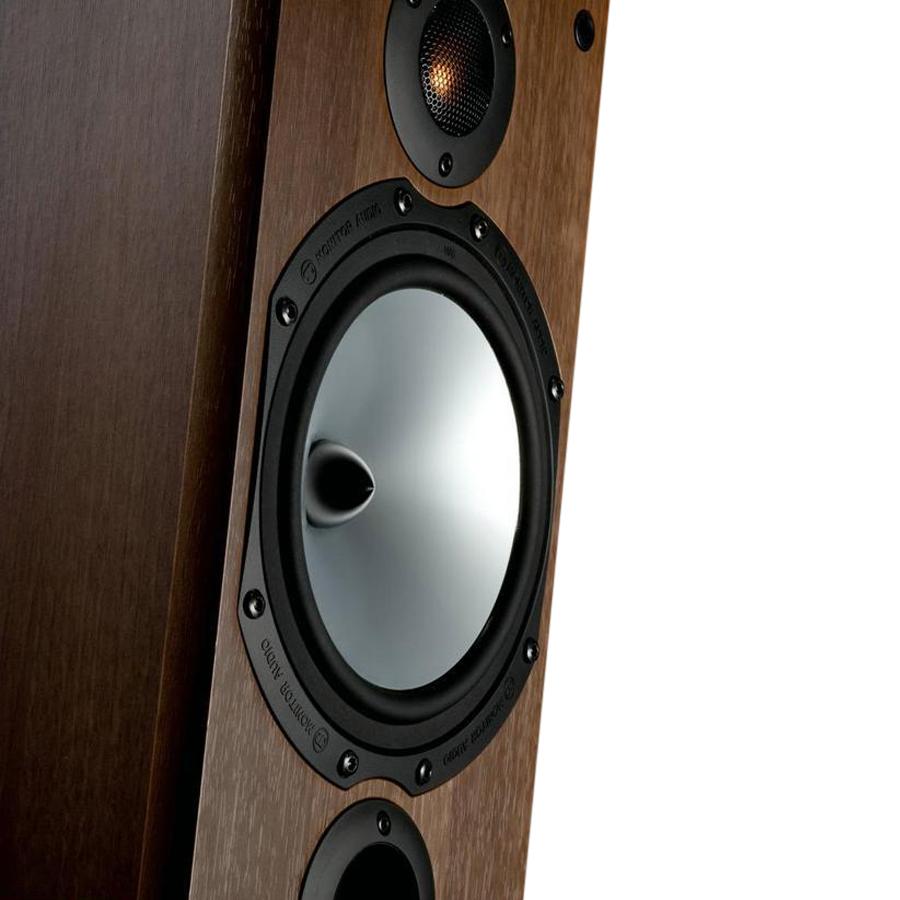 Loa Thùng Monitor Audio MR2 Walnut (100W)