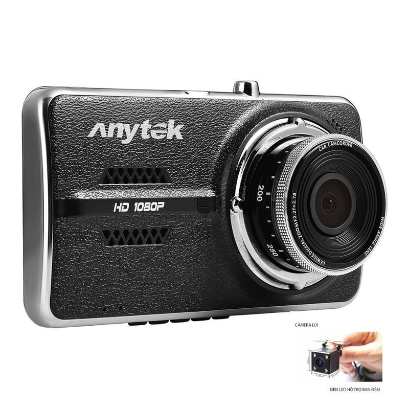 Camera Hành Trình Trước Sau Anytek G70B Full HD - Hàng nhập khẩu