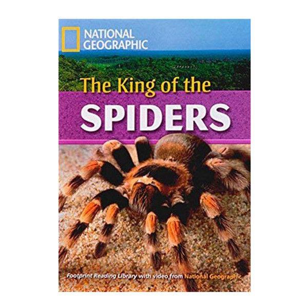 The King of the Spiders: Footprint Reading Library 2600 - 9781424012183,62_18710,433000,tiki.vn,The-King-of-the-Spiders-Footprint-Reading-Library-2600-62_18710,The King of the Spiders: Footprint Reading Library 2600