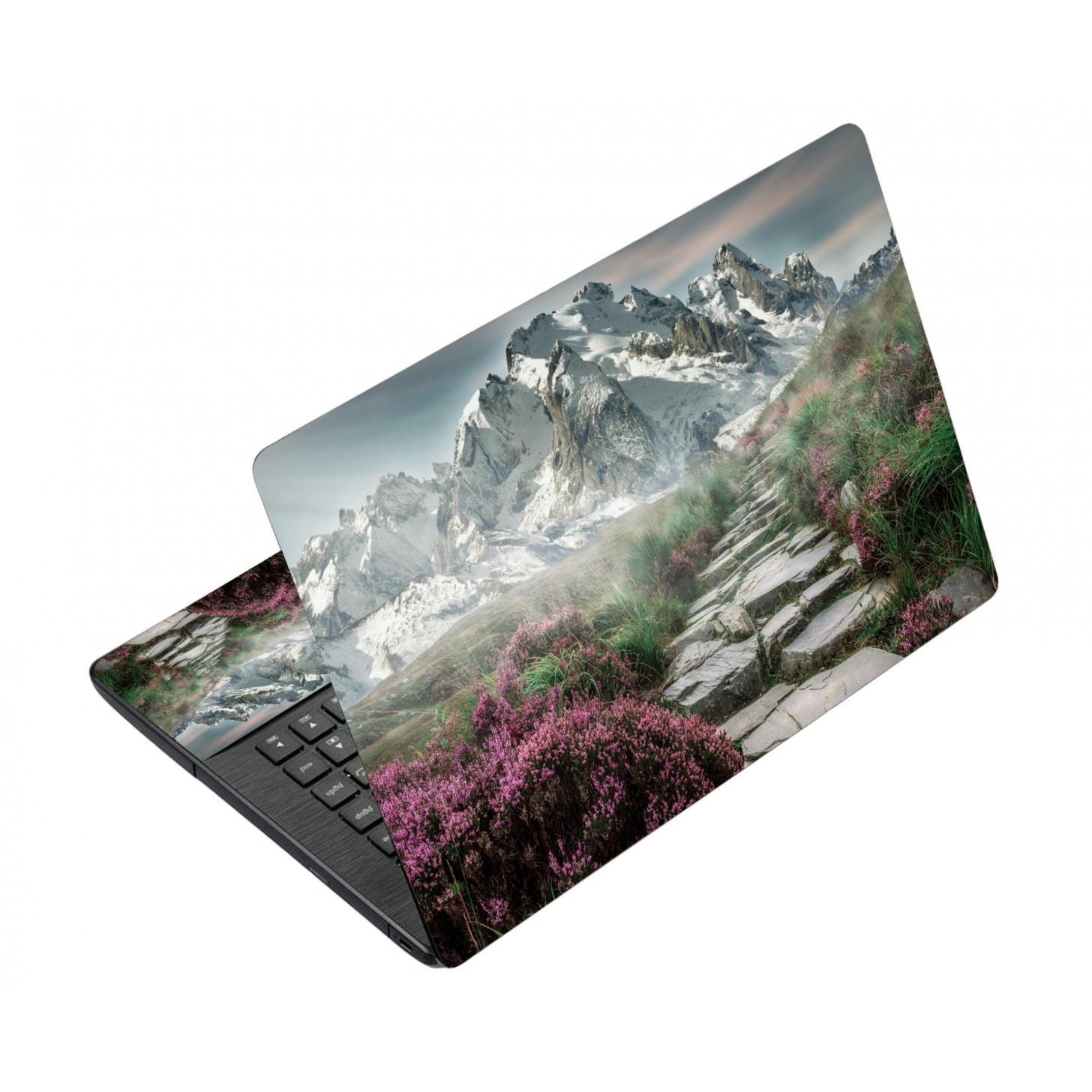Miếng Dán Decal Dành Cho Laptop - Thiên Nhiên LTTN-44 cỡ 13 inch