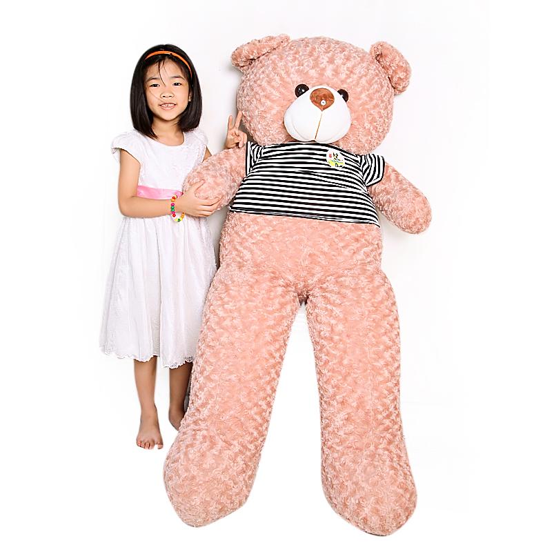 Gấu bông teddy cao cấp khổ vải 1m7 cao 1m5