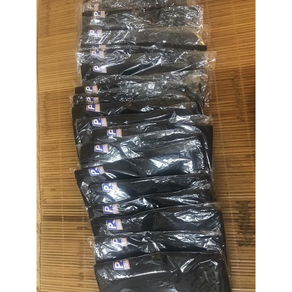 Xỏ, bó Gối Bảo Vệ Đầu Gối Cho Hoạt Động Thể Thao - Bó Gối Dài Thể Thao Cao Cấp PJ 967 (đen)