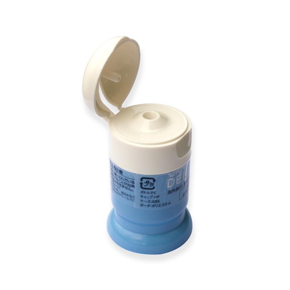 Bộ lọc SD8C-2 (Made in Japan) dùng cho bình lọc nước di động Kitz Super Delios  – Hàng chính hãng