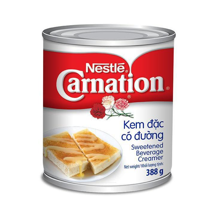 Hình ảnh Kem Đặc Có Đường Nestle Carnation (388g)