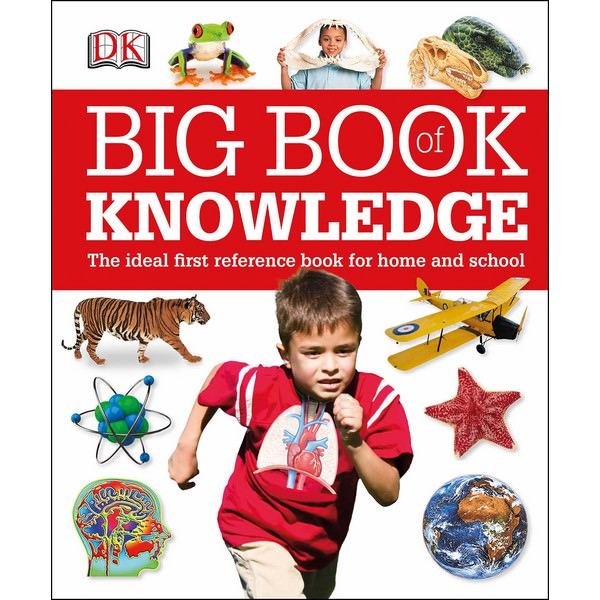 DK Big Book of Knowledge